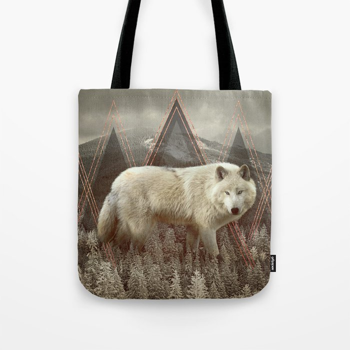 In Wildness Tote Bag