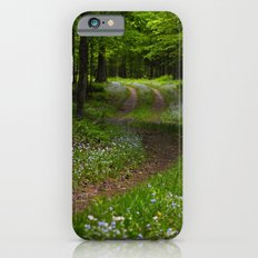 Forget-me-not Trail Slim Case iPhone 6s