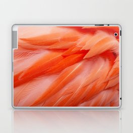 Flamingo Feathers Laptop & iPad Skin