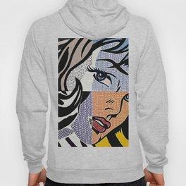Lichtenstein's Girl Hoody