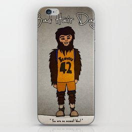 bad hair day no:2 / Teen Wolf iPhone Skin