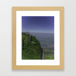 Rigi Framed Art Print