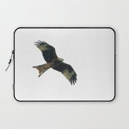 Red Kite in flight Laptop Sleeve