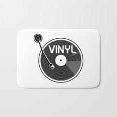 Vinyl Record Bath Mat