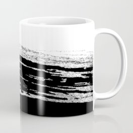 abstract b&w Coffee Mug