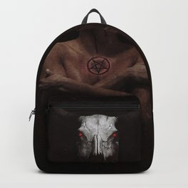 the ultimate sacrifice Backpack