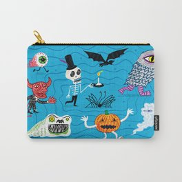 The Halloween Parade Carry-All Pouch