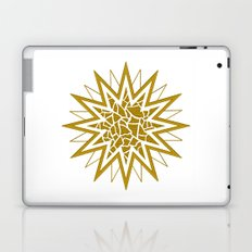 Star (gold) Laptop & iPad Skin