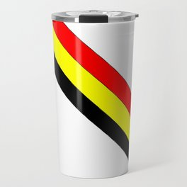 Flag of belgium 4 belgian,belge,belgique,bruxelles,Tintin,Simenon,Europe,Charleroi,Anvers,Maeterlinc Travel Mug
