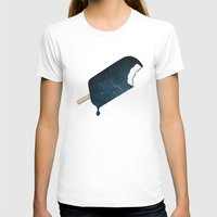 eat T-shirts featuring Space Melter by Zach Terrell
