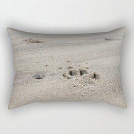 Free to Run Rectangular Pillow