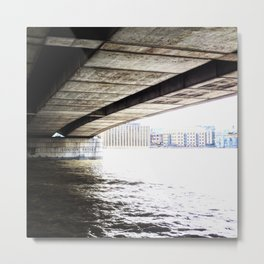 London Bridge is (not) falling down. Metal Print