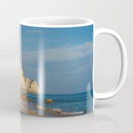 Porto de Mós Beach  Coffee Mug