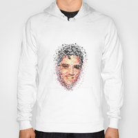 elvis Hoodies featuring Elvis  by Msimioni