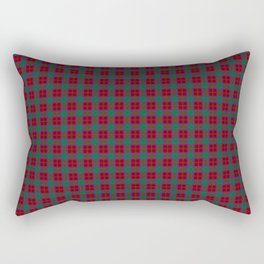Lindsay Tartan Plaid Rectangular Pillow