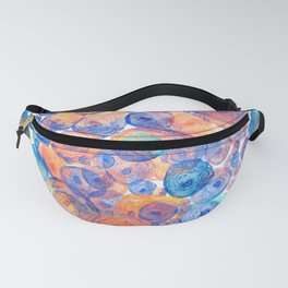 Floral abstract(44) Fanny Pack