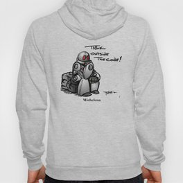 Think Outside the Code  Hoody