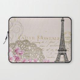 Saletta Home Decor: Ooh La La Parisian Eiffel Tower Home Decor Laptop Sleeve