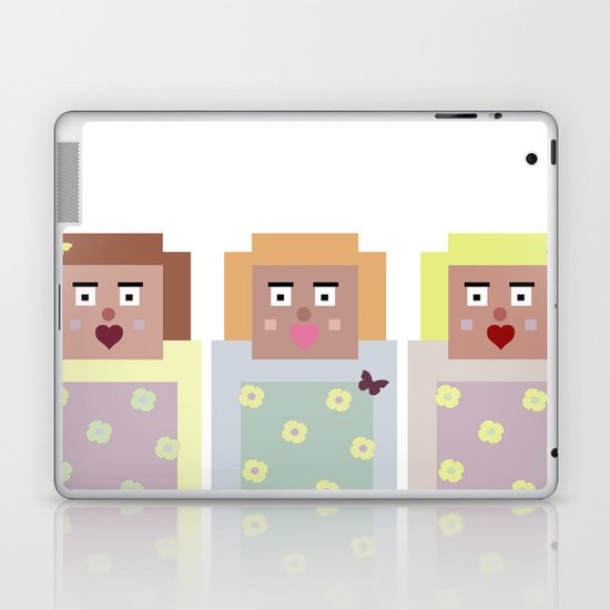 Hello Dolly Laptop & iPad Skin