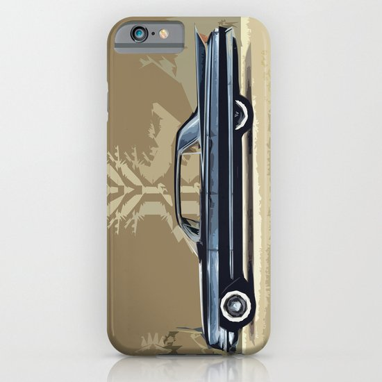 1961 Cadillac Fleetwood Sixty-Special iPhone & iPod Case
