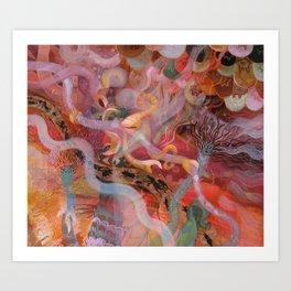 10:84 Art Print