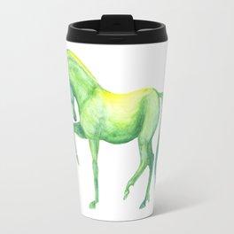 Emerald Horse Travel Mug