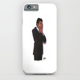 DESPERATE YUPPIE (2007) iPhone Case