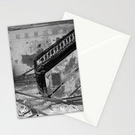 Elegance, urban exploration Stationery Cards