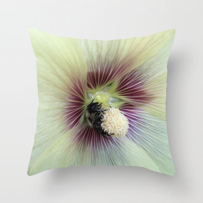 Bee Amazing Throw Pillow