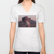 In the mountains Unisex V-Neck