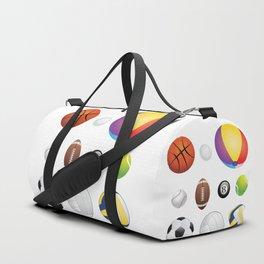 Sport Balls Duffle Bag