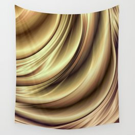 Spun Gold Wall Tapestry