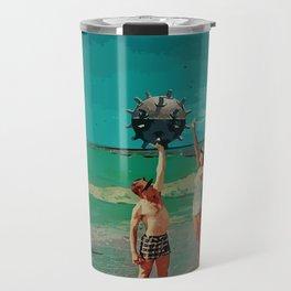 Summer is Magic Travel Mug