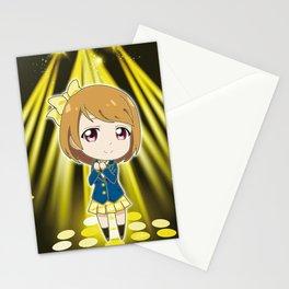 Love Live! - Hanayo Koizumi (chibi edit) Stationery Cards