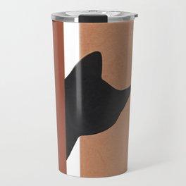 Peeking In Travel Mug