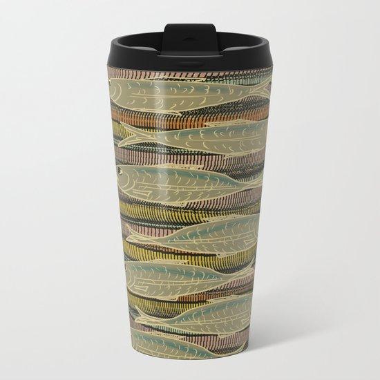 Serendipity / Herrings 1 Metal Travel Mug