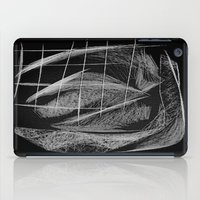 cage iPad Cases featuring Window/Cage by Paul Kimble
