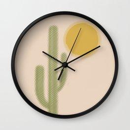 Sweating Wall Clock