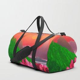 Landscape & Modern graphic 03 Duffle Bag