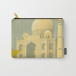 Visit India Carry-All Pouch