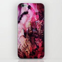 doflamingo iPhone Skin