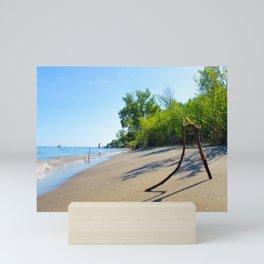 Days of Summer Beach Edition Mini Art Print