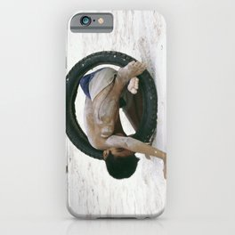 Well Tyred! iPhone Case
