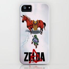 Zelda/Akira iPhone Case