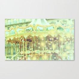Parisian Dream Canvas Print
