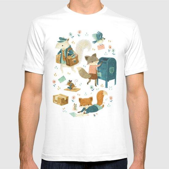 Critter Post T-shirt