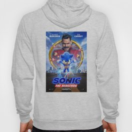 The Hedgehog Sonic 2020 Hoody