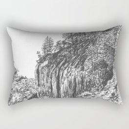 Columbia River Gorge Rectangular Pillow