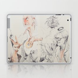 Bees Laptop & iPad Skin