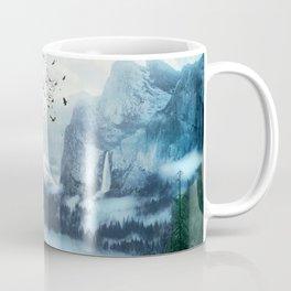 Mountain Morning 3 Coffee Mug